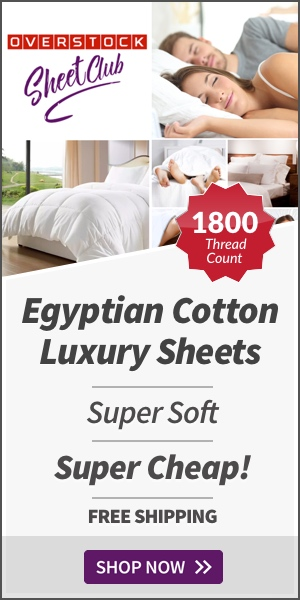 Bed Sheets On Sale