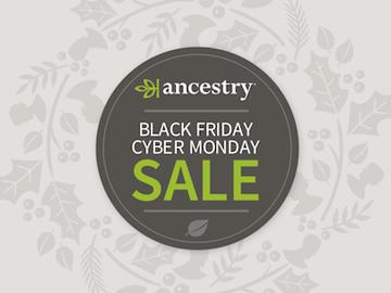 ancestry deals