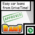 Easy cars loans from DriveTime
