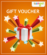 Gift Voucher from Isango