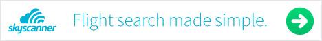 UK Skyscanner banner 468x60