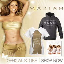 Mariah Carey Official Merchandise