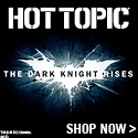 25% off $60 or more at Hottopic.com!
