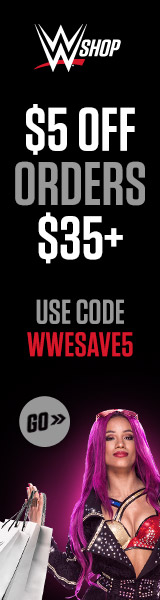 $5 off $35+ with code WWESAVE5_160x600