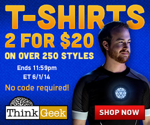 T-Shirts 2 for $20