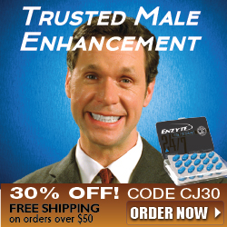 Enzyte 24/7 Anytime Natural Male Enhancement - 30% Off + Free Shipping!
