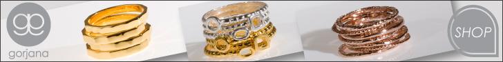 gorjana rings