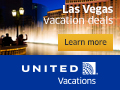 United Vacations Las Vegas Deals!