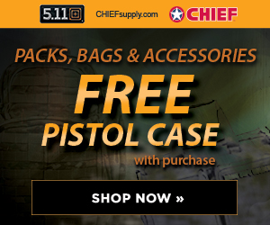 <link>Free Pistol Case w/ Bag Purchase @Cheif</link>