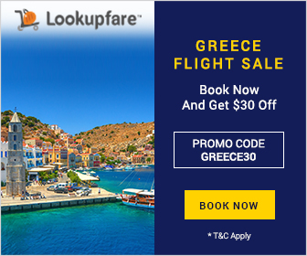 Greece Flight Deals