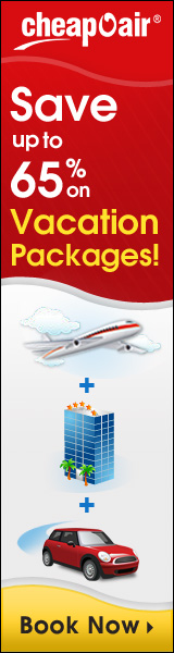 Use Coupon code VP50 and Save up to 65% on vacation and travel packages