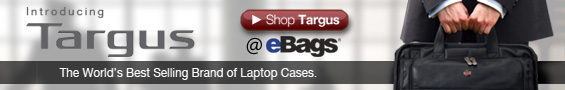 Shop Targus at eBags