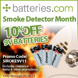 Energizer Trailfinder Lamp $9.99 At Batteries.com