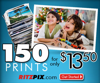Free 11x14 Enlargement October 14th Use promo
