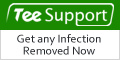 Tee Support Spyware and Virus Removal Service