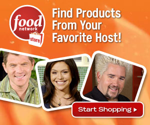 Find your favorite Food Network Hosts