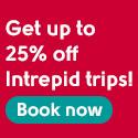Intrepid Travel Sailing trips