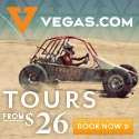 See all the sights of Las Vegas. Book a tour on Vegas.com.
