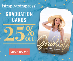 Save 25% on Graduation Announcements and Invitations!