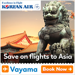 Vayama - Great deals with Korean Air