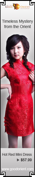 Chinese Dresses from GoodOrient