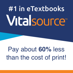 Vitalsource coupon and CourseSmart promo codes