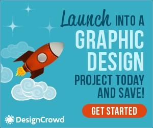 DesignCrowd discount code - Graphic Design