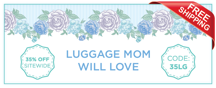 mothers day luggage sales