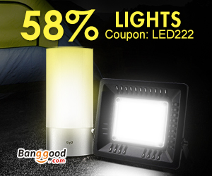 Extra 20% OFF For LED Outdoor Light