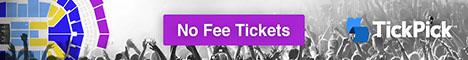No Fee Tickets Purple 468x60