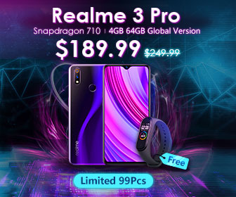 Image for Only $189.99 OPPO Realme 3 Pro Global Version 4GB RAM 64GB ROM 4G Smartphone