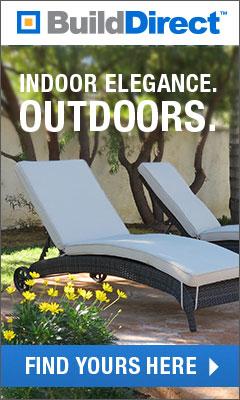 Indoor Elegance. Outdoors.