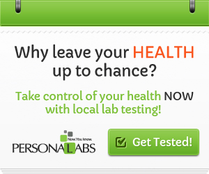 Weight Loss Test at PersonaLabs