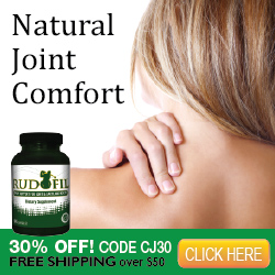 Rudofil Natural Joint Comfort - 30% Off + Free Shipping!