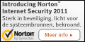 Norton Internet Security 2011 - 120x60