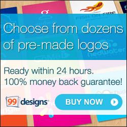 Professional Logos from 99Designs.com