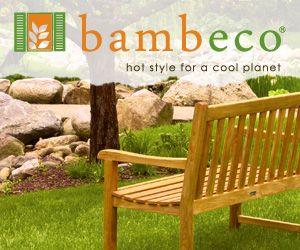 Eco-Friendly Bench