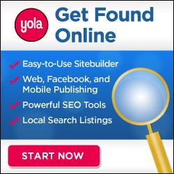 250x250 Get Found Online with Yola Gold