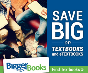 Save Big at BiggerBooks.com