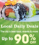 Groupon @ Shop4Stuff - Local Daily Deals on the best stuff to do, see, eat, and buy in your city
