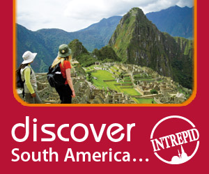 Save 15% on South America