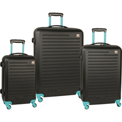 Nautica Tide Beach .-3 Piece Hardside Spinner Luggage Set Now Only $214.47 Org. $1,020.00 Plus Free Shipping Use Promo Code TBNT at checkout