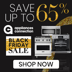 Black Friday Deals from Appliances Connection