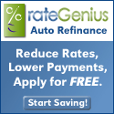 Auto Loan Refinance - reduce rate, lower payments
