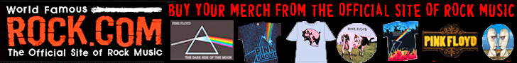 Get Pink Floyd T-Shirts & Merch from Rock.com