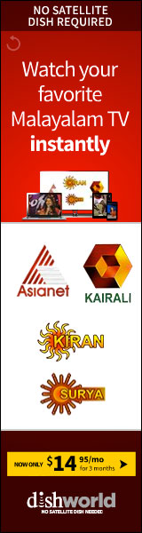 Watch your favorite Malayalam TV Instantly