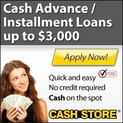 CashLoan $3000 - 250x250