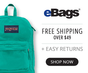 free shipping over 49 + easy returns