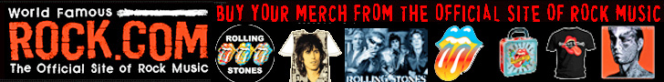 Get Rolling Stones T-Shirts & Merch from Rock.com