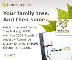 Family Tree Maker & Reference Library